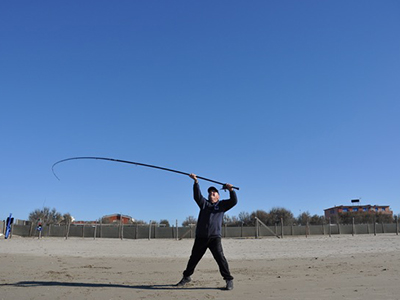 Surfcasting & Long Casting